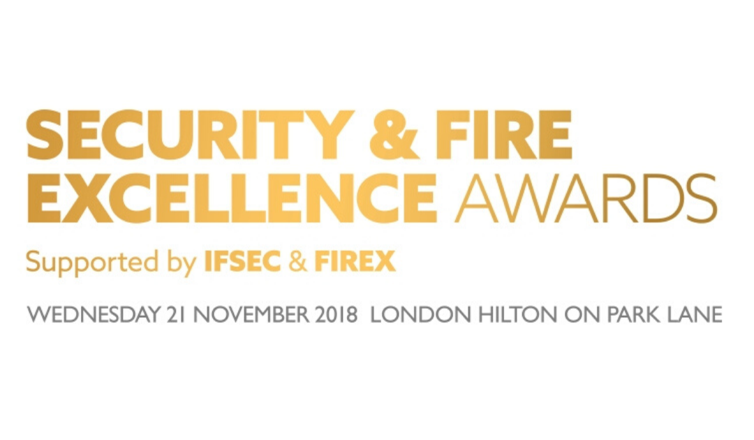 Agility PR partners with security and fire excellence awards
