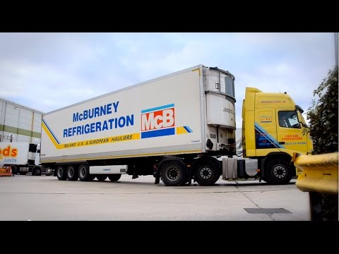 McBurney Refrigeration uses NWS Systems' IP video solution to secure BRC accreditation