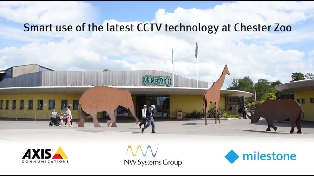 Chester Zoo rationalise, network and centralise its security operations