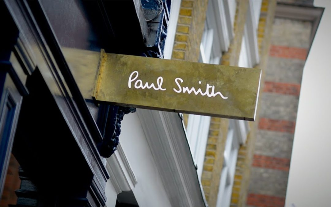 Paul Smith selects Milestone VMS and Axis network cameras for Global IP Video Upgrade