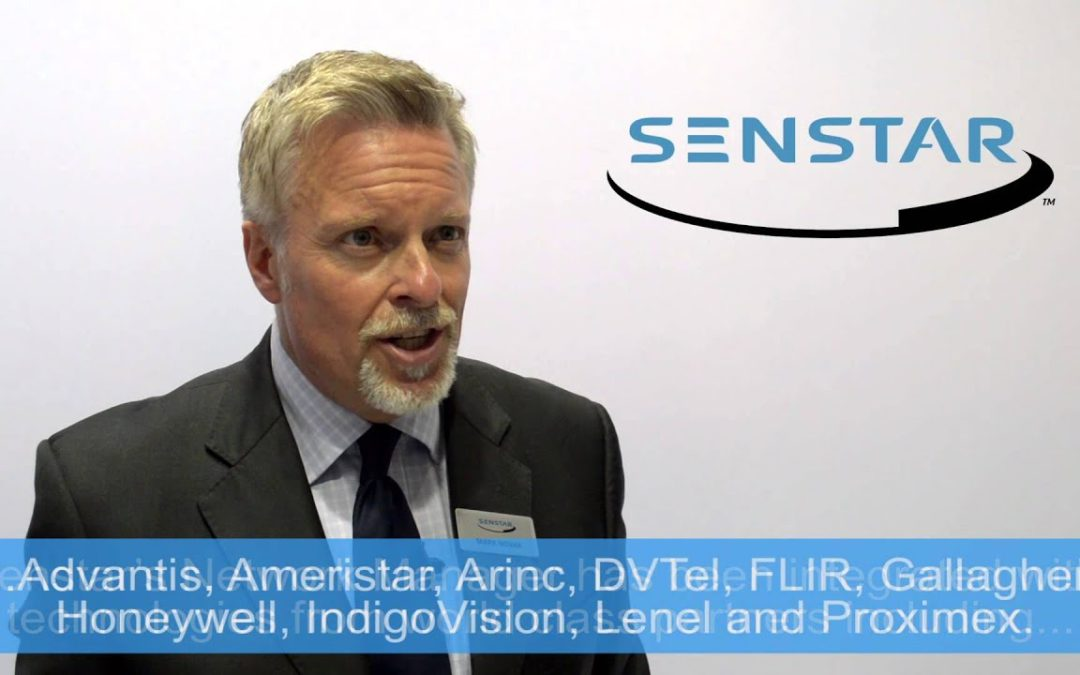 HD Senstar IFSEC Video
